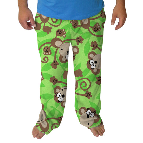 Monkey Business Mens Adult Pant