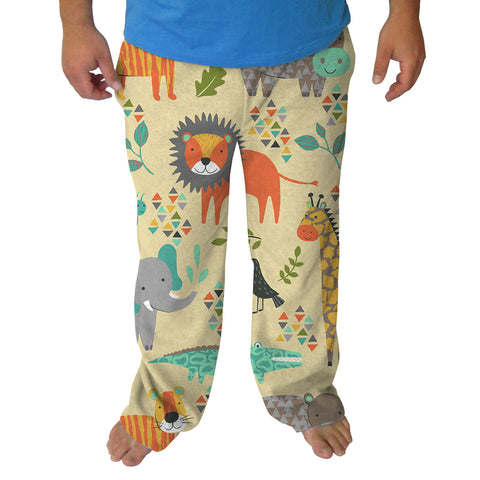 Safari Party Mens Adult Pant