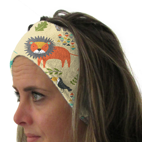 Safari Party Youth and Adult Head Band