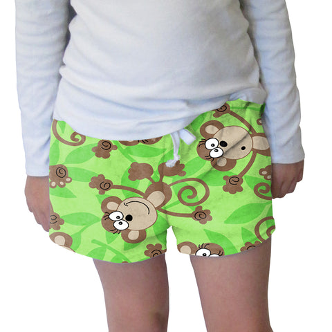 Monkey Business Womens Short Short