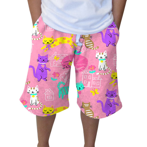 Kitty Party Knee Length Short