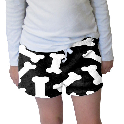 Get a Dog a Bobe Womens Short Short