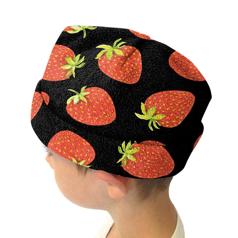 Strawberry Fun Youth And Adult Hat