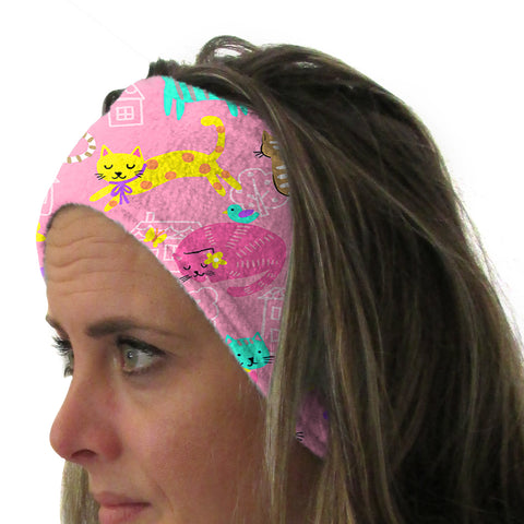 Kitty Party Youth and Adult Head Band