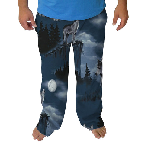 Howling Wovles Mens Adult Pant