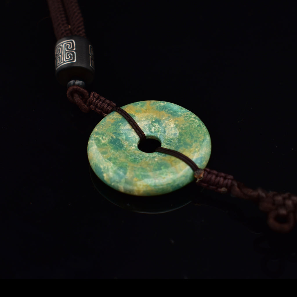 Turquoise Bag Accessory 31mm