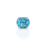 European Style Charm Bead 7x9.5mm