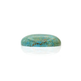 American-Mined Natural Turquoise Cabochon 20x26.5mm Oval Shape