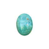 American-Mined Natural Turquoise Cabochon 22.5x30.5mm Oval Shape
