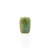 American-Mined Natural Turquoise Loose Bead 13.5mmx19mm Barrel Shape
