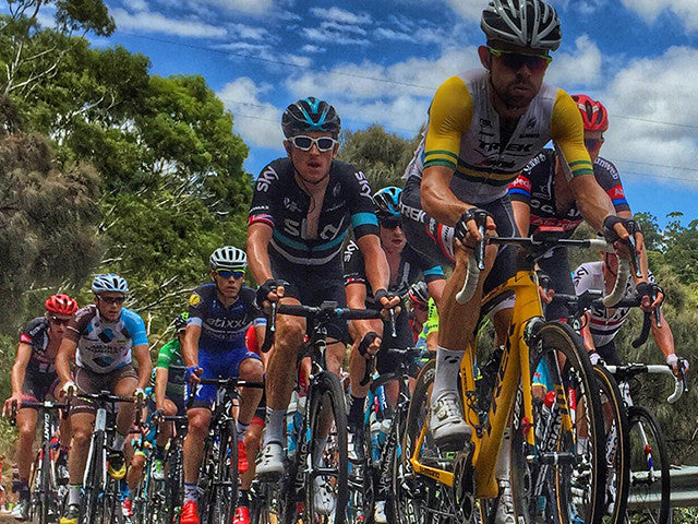 We come from a Land Down Under...the TDU