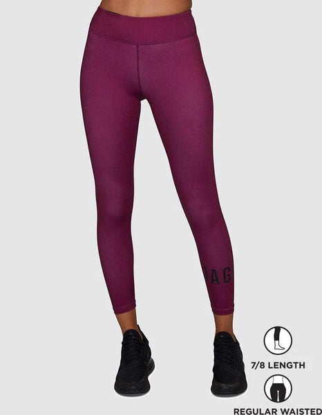 Berry Classic 7/8 Leggings