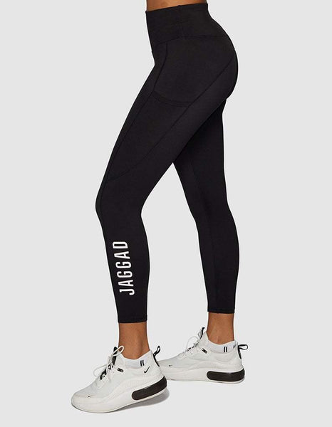 Classic High-Waist 7/8 Pocket Leggings