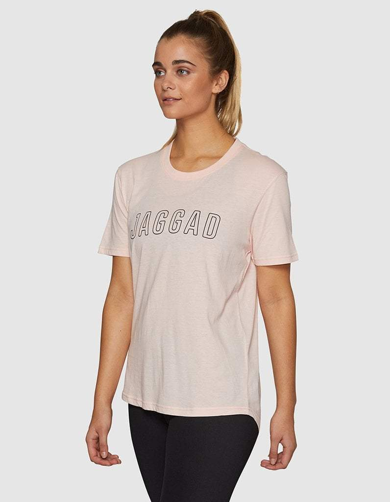 Classic Pastel Pink Tee