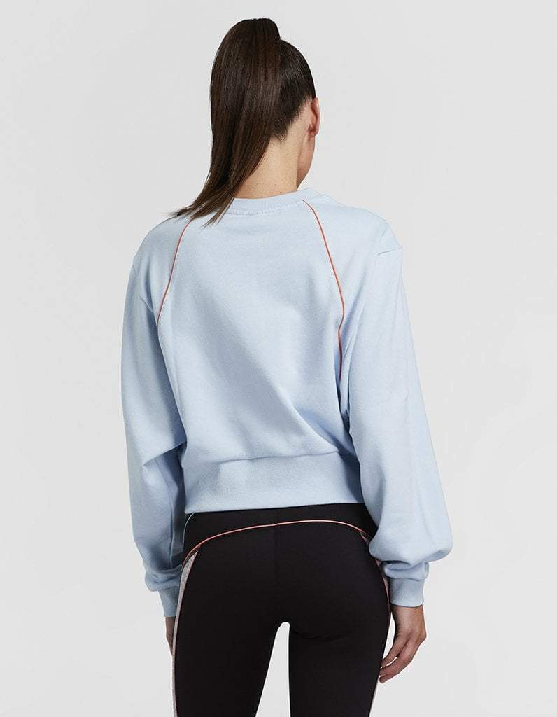 Namibia Oversized Crop Sweater