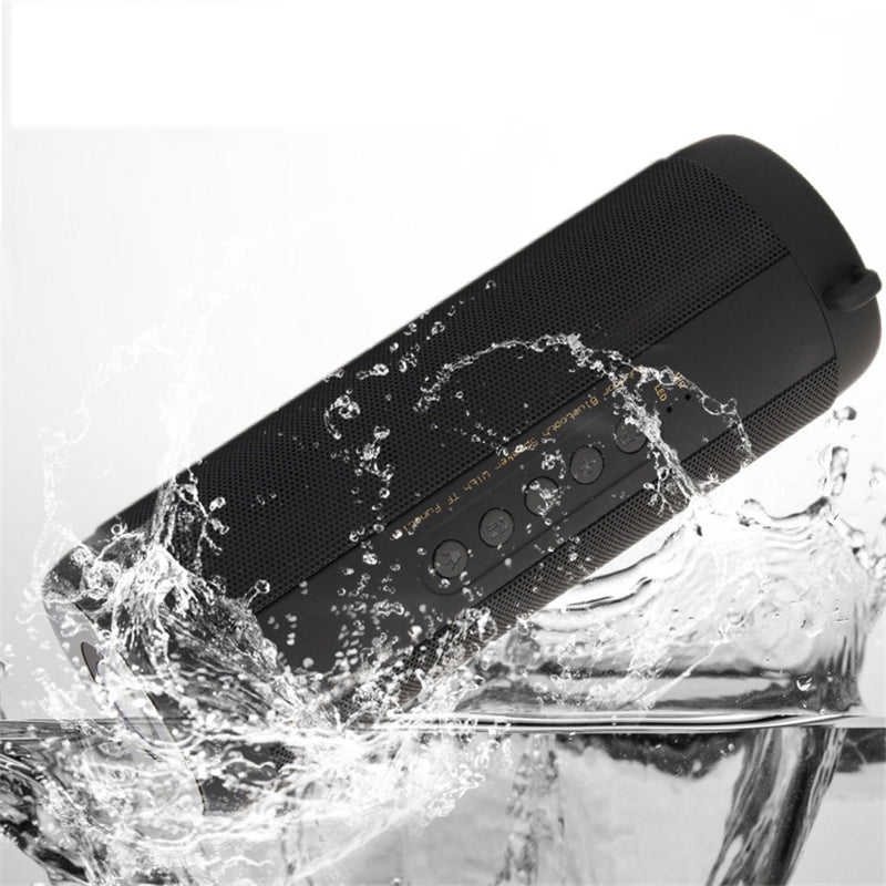 Premium Loudest Waterproof Bluetooth Speaker - Best Wireless Portable Outdoor Speaker