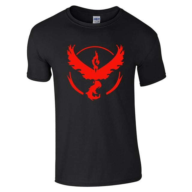 Pokemon Go Mens Slim Fit T-shirt