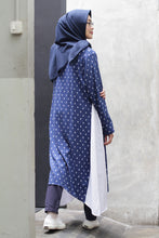 Load image into Gallery viewer, Aluvia Dress Blue, Dress - Casa Elana Indonesia