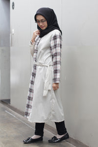 Sora Shirt Dress, Dress - Casa Elana Indonesia