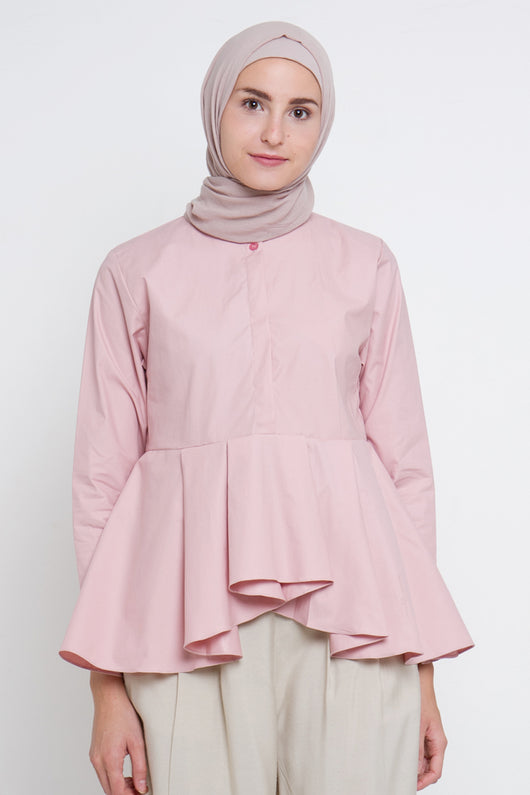 Alsa Top Pink, Tops - Casa Elana Indonesia