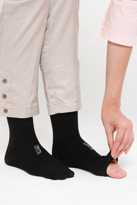 Wudhu Friendly Socks, Socks - Casa Elana Indonesia