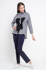 Levia Breastfeeding Shirt, Tops - Casa Elana Indonesia