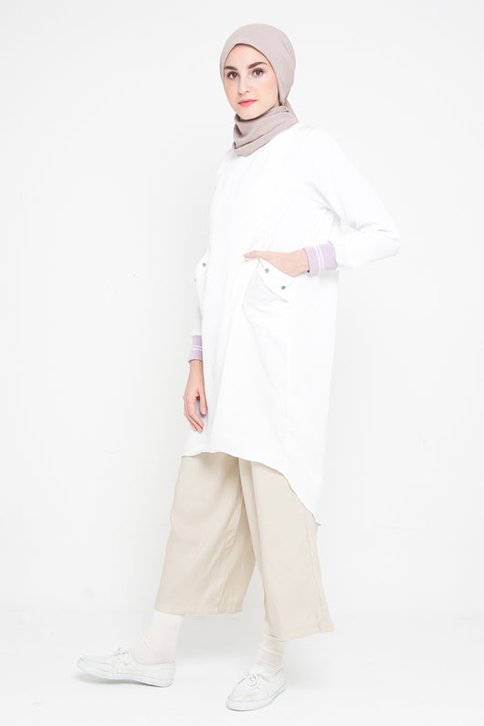 Malisa Breastfeeding Tunic, Tops - Casa Elana Indonesia