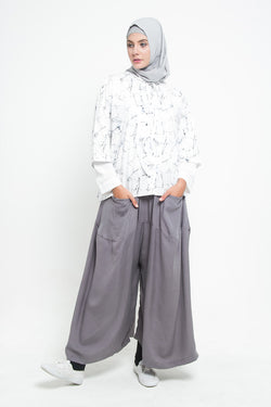 Odelia Cullote Pants, Bottom - Casa Elana Indonesia