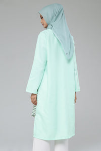 Adelin Breastfeeding Tunic Mint