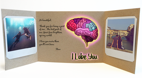 Love notes - I lobe you