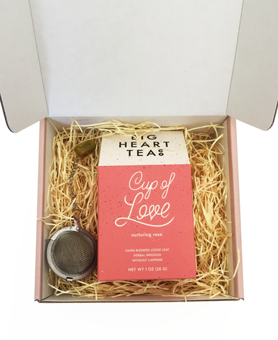 send birthday gifts - tea
