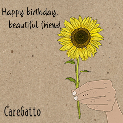 What To Write In A Birthday Card Friend
