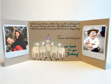 Send a personalized birthday card by mail - We Herd by CareGatto
