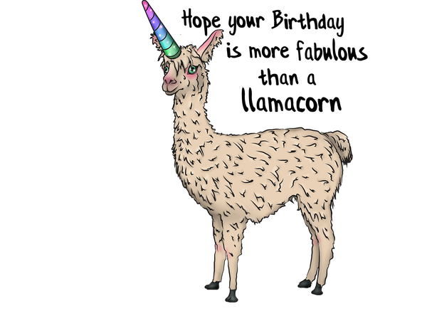 Llamacorn Wishes