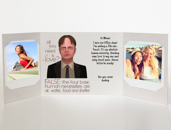 Dwight Anti-Valentine