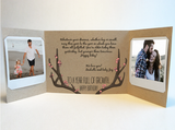 Send a personalized birthday card with photos by mail online - Antlers Dad Birthday Card by CareGatto