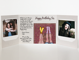 Send a personalized birthday card by mail - Sister birthday card by CareGatto