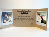 Mustache Dad<br> Photo Greeting