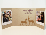 From us<br> Photo Greeting<br> (3 design options)