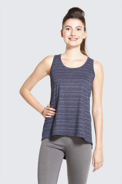 Aizen Blue Tank Top