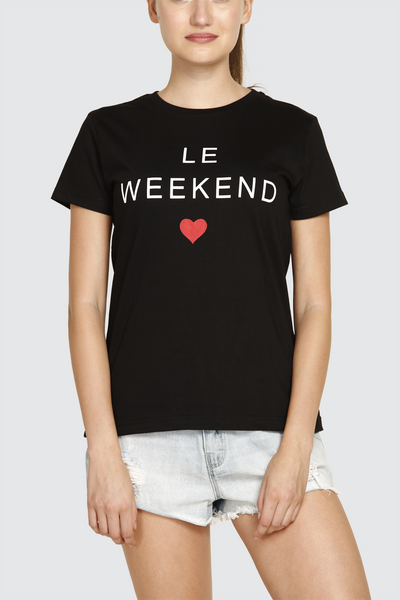 Le Weekend T-Shirt