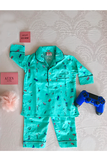 Miami Vibes PJ Set - Kids