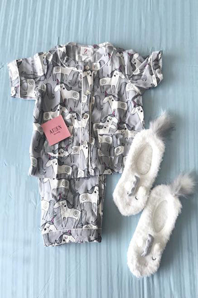 Unicorn Dreaming PJ Set Kids