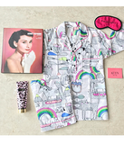 Wonderland PJ Set