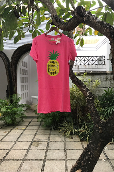 Seriously Fineapple Sleep Tee