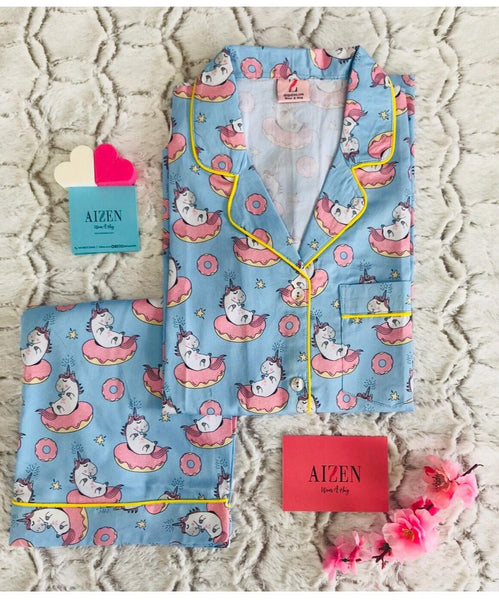 Donut Unicorn Me PJ Set