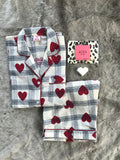Lil Hearts PJ Set - Kids