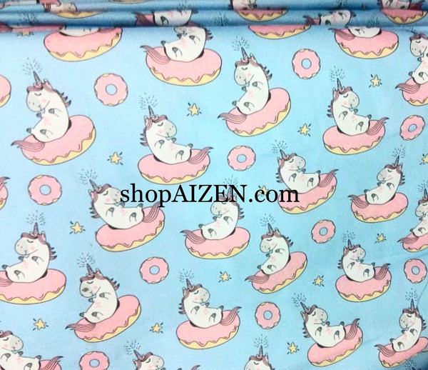 Donut Unicorn Me Kids PJ Set