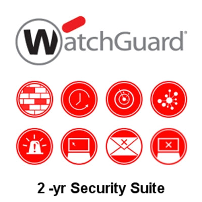 WATCHGUARD XTM 810 2-YEAR SECURITY SUITE RENEWAL/UPGRADE