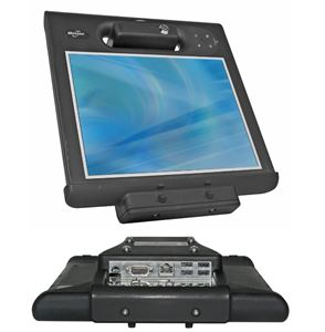 MOTION C5/F5-SERIES MOBILE DOCK BY RAM MOUNTS (NO POWER) NOT COMPATIBLE WITH SCR MODELS